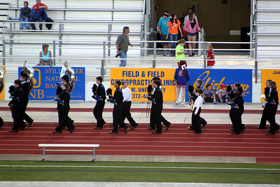 Bixby game 10/1 - pics. by Connie Shelton