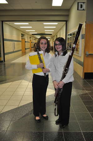 Ensemble Contest @ Santa Fe High School March 5, 2011