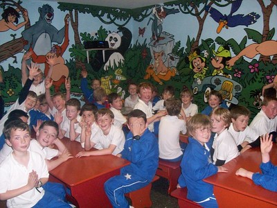 F3&3(1) School Tour