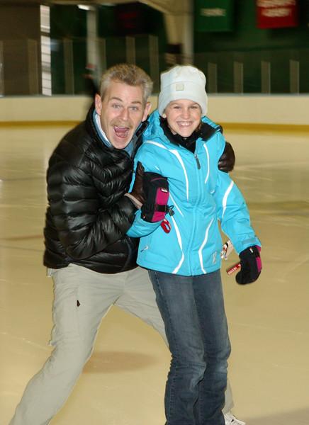 Family Skate Jan 2011