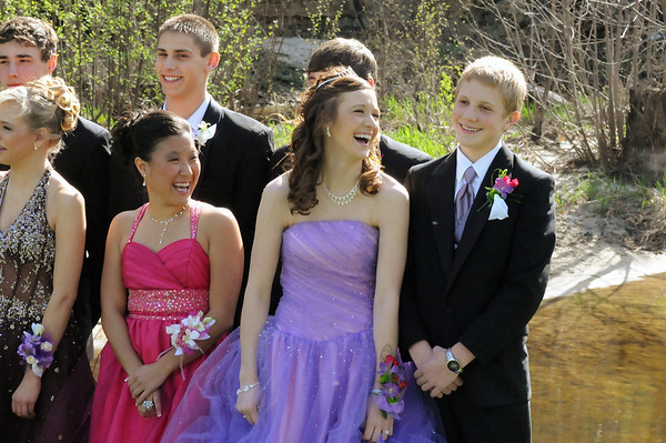 Before Prom - Outside