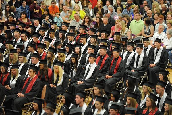 New Prague Graduation 2011