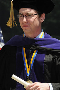 Commencement was especially sweet this year for Louis Laverone 13L, as he and other members of the Emory Law School Supreme Court Advocacy Project learned the same day, the U.S. Supreme Court had ruled in favor of their client in Bullock v. BankChampaign, N.A.