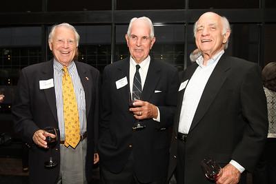Alumni Awards- Jim Groton, Glower Jones 63L, Matt Patton 63L