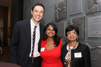 Alumni Awards- Matthew Vivian 12L, Priya Vivian 04C 09L, Suneela Bhoplay