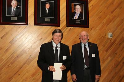 Alumni Awards- Professors Gary Smith and Nat Gozansky