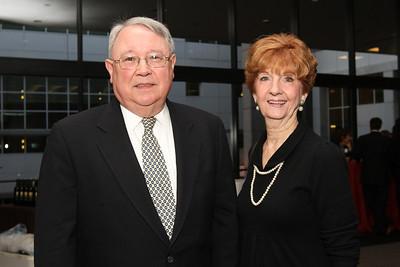 Alumni Awards- Barrett and Kitty Hawks