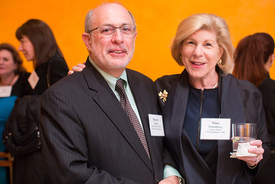 Robert Spiegel and Nina Totenberg