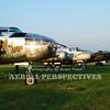 """N2825B - 1940 North American RB-25  """"Miss Hap""""<br /> N3155G - North American TB-25N """"Take Off Time"""""""