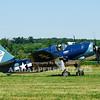 "N92879 - 1944 Curtiss Wright SB2C5 ""Helldiver"""