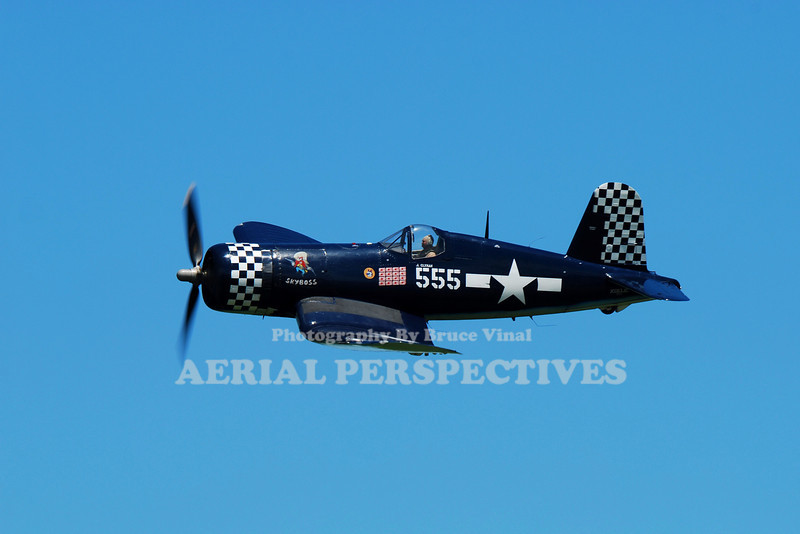 """N83JC - 1943 Goodyear FG1D """"SkyBoss"""""""