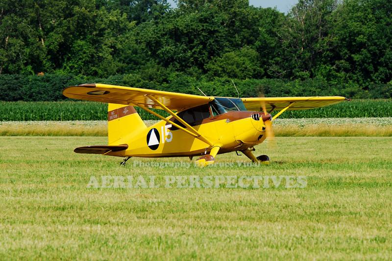 N36709 - 1941 Stinson 10A