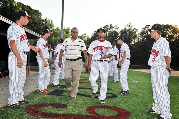 05-06-2010 NCHS Baseball Varsity Vs Southern Nash