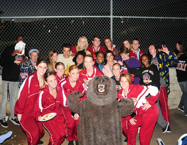 CIF PLAYOFF Tailgate Party 11/26/10