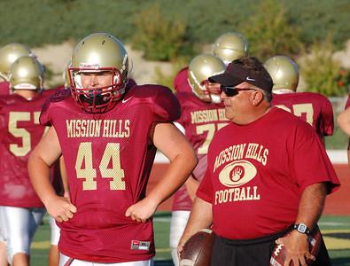 2010 Varsity Football
