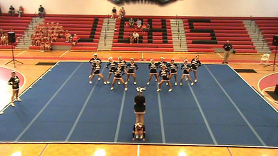 Jackson County Panther Cheer Classic