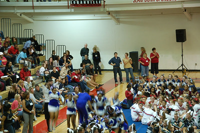 Loganville Fear To Cheer at The Inferno