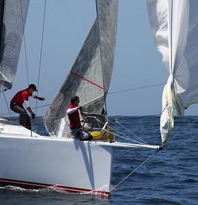Saturday IRC - Ocean Course  58