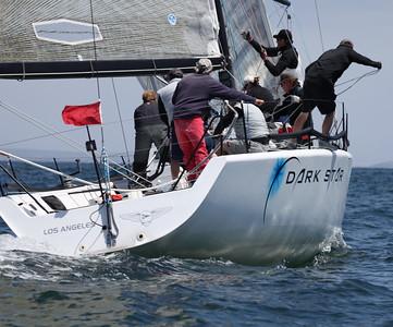 Sunday Farr 40's - Ocean Course  123