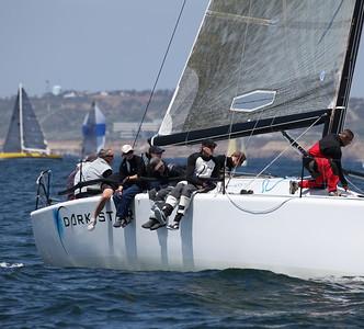 Sunday Farr 40's - Ocean Course  117