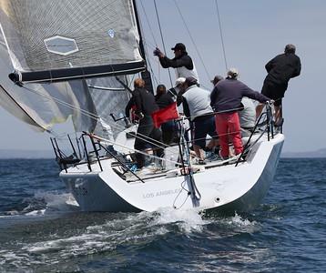 Sunday Farr 40's - Ocean Course  124