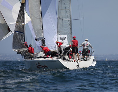 Sunday Farr 40's - Ocean Course  118