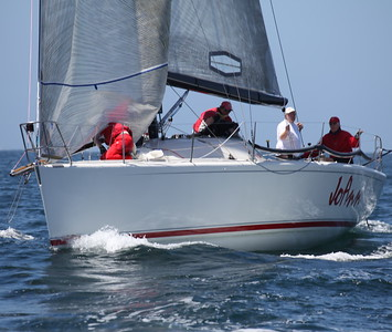 Saturday Farr 40 - Ocean Course  42