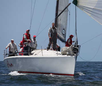 Sunday Farr 40's - Ocean Course  36