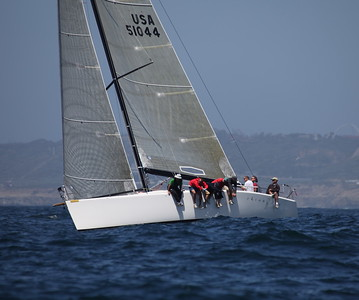 Saturday Farr 40 - Ocean Course  8