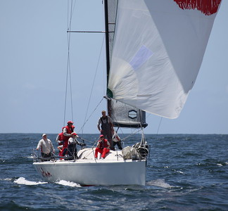 Sunday Farr 40's - Ocean Course  31