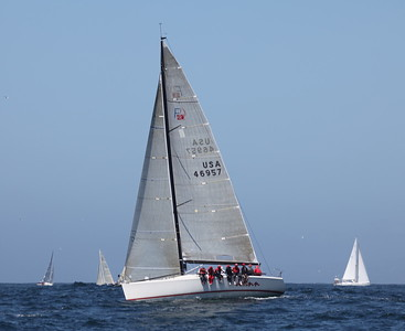 Saturday Farr 40 - Ocean Course  11