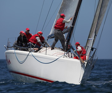 Saturday Farr 40 - Ocean Course  45