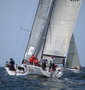 Sunday Farr 40's - Ocean Course  74