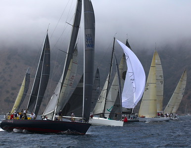 Long Point Saturday Race Starts  131