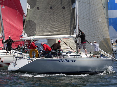 Sunday PHRF Div 3 - Roads Course  40