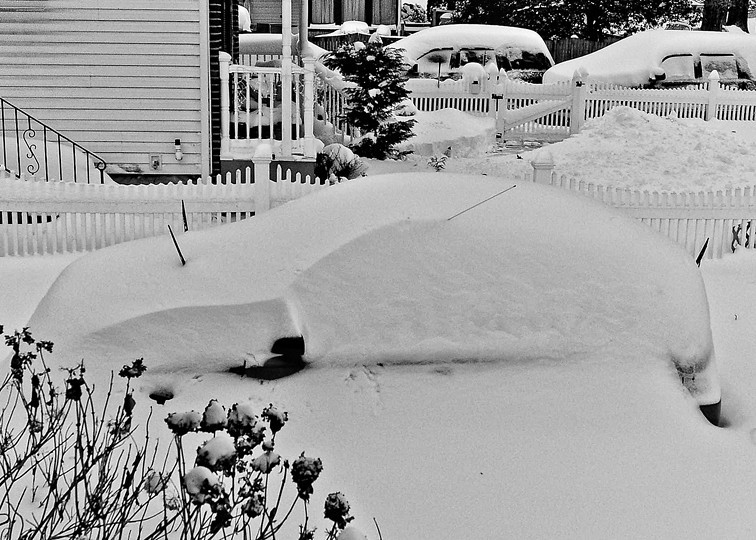 Can you spot my car?