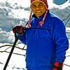 Michael von Heidi in the Alps