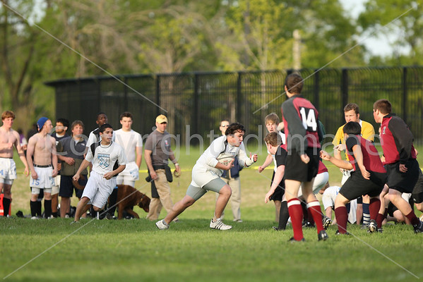 B side Nicolet RFC vs La Follette RFC