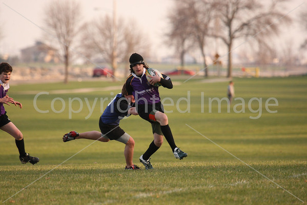 Kenosha Vultures RFC vs Cudahy RFC