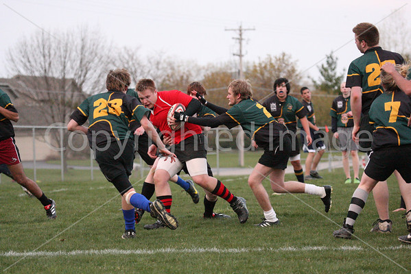 Muskego RFC vs Oak Creek RFC