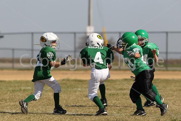 Racine Jets vs Burlington Packers - 10/9/10