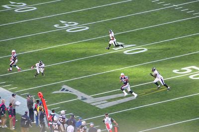 Patriots Game & Boston