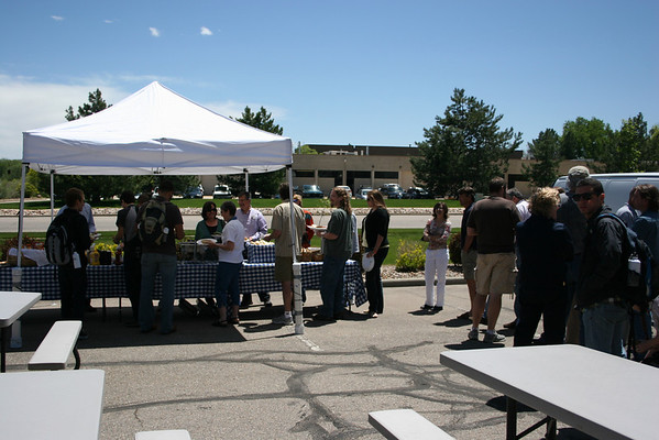 RESESS BBQ at UNAVCO 2010