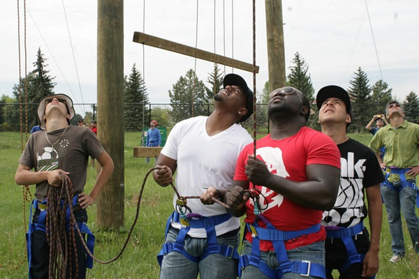 Ropes Course 2010