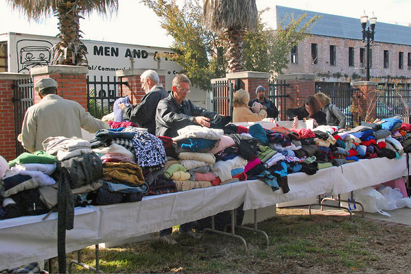 Mister Rogers Sweater Drive 2010