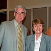 WJCT President & CEO Michael Boylan, Library Director Barbara Gubbin
