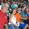 WJCT FAcebook ticket contest recipients, the Fernandez family - Scott, Regan, Aidan, Evan, Debbie.