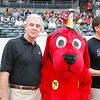 WJCT President & CEO Michael Boylan and Clifford.