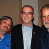 WJCT's Kevin Meerschaert, Bob Bednar, David Luckin