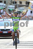 Vincenzo Nibali wins stage fourteen into Asolo and makes it a hat-trick of wins for Italy...